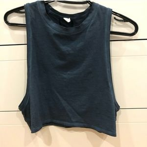 Lululemon crop muscle top - 4